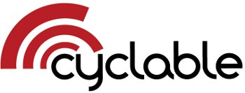Cyclable logo quadri